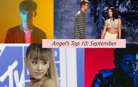 Angel's Top 10 : September