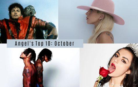 Angel's Top 10: October