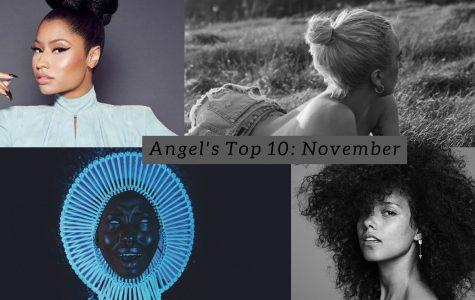 Angel's Top 10: November
