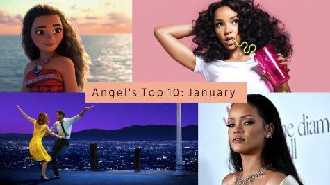 Angel's Top 10: January