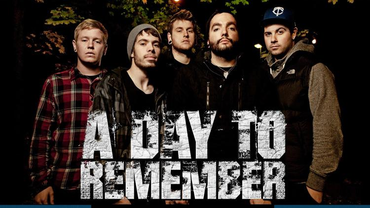 Win tickets to see A Day To Remember!
