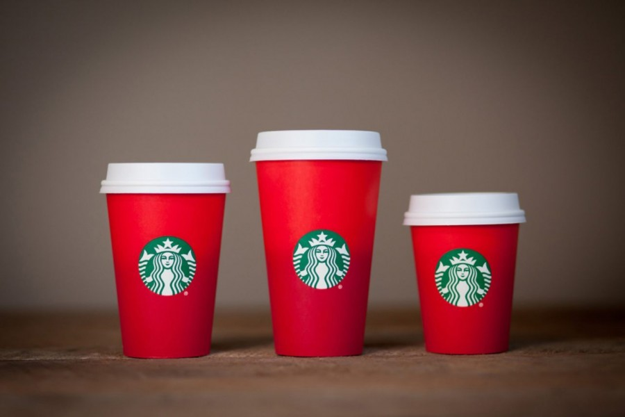 The annual reveal of the Starbucks Christmas cups has stirred up something other than coffee.