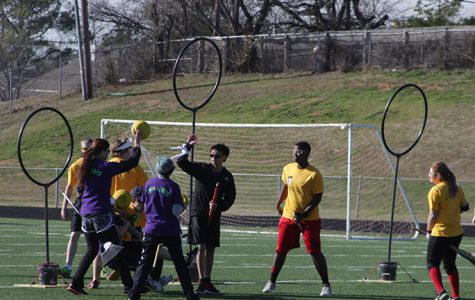 Quidditch Club looking for members, fictional game fun for all