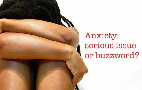 Anxiety: serious issue or buzzword?