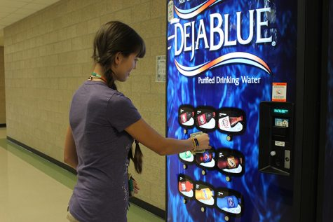 Vending machines brought back to keep kids on campus
