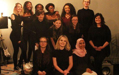 Slam Poetry Club hosts fall showcase