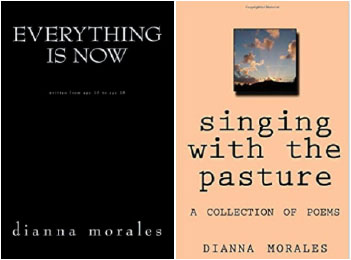 Dianna Morales, 2017 alumnus, dreamed of being a published writer before she turned 20. With the printing of two books in 2017, she achieved her goal.