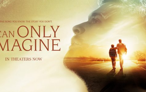 Staffer moved by new Christian film 'I Can Only Imagine'