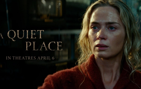 'A Quiet Place' redefines horror genre, keeps staffer on edge of her seat