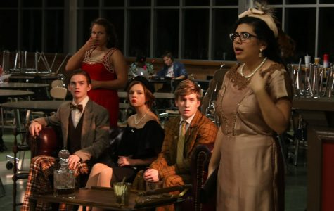 "Colt Theatre's ""Clue"" entertained packed house"