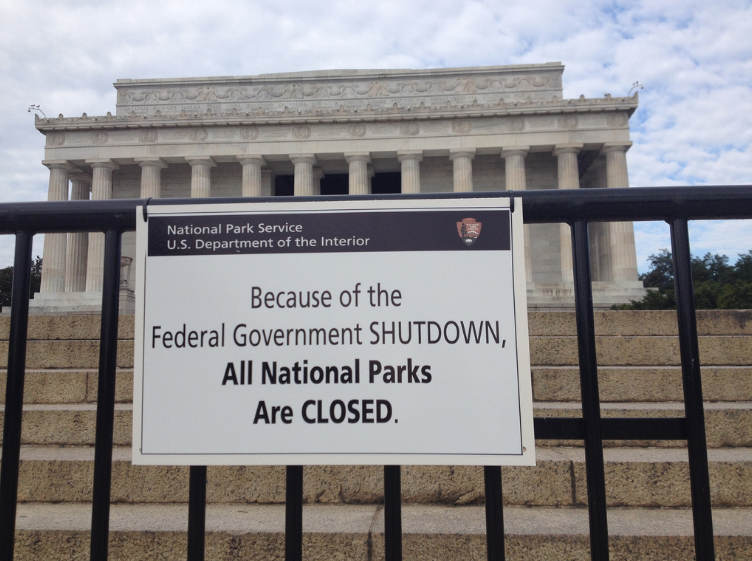 Government shutdown for dummies