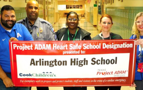 AHS earns Project ADAM Heart Safe School certification