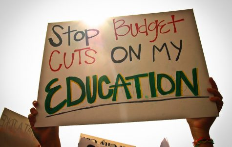Uproar over education budget cuts premature, Congress favors increase in funding