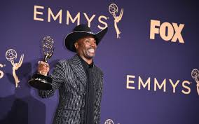 Actor Billy Porter was the first openly gay man to win an Emmy on the awards show on September 22.