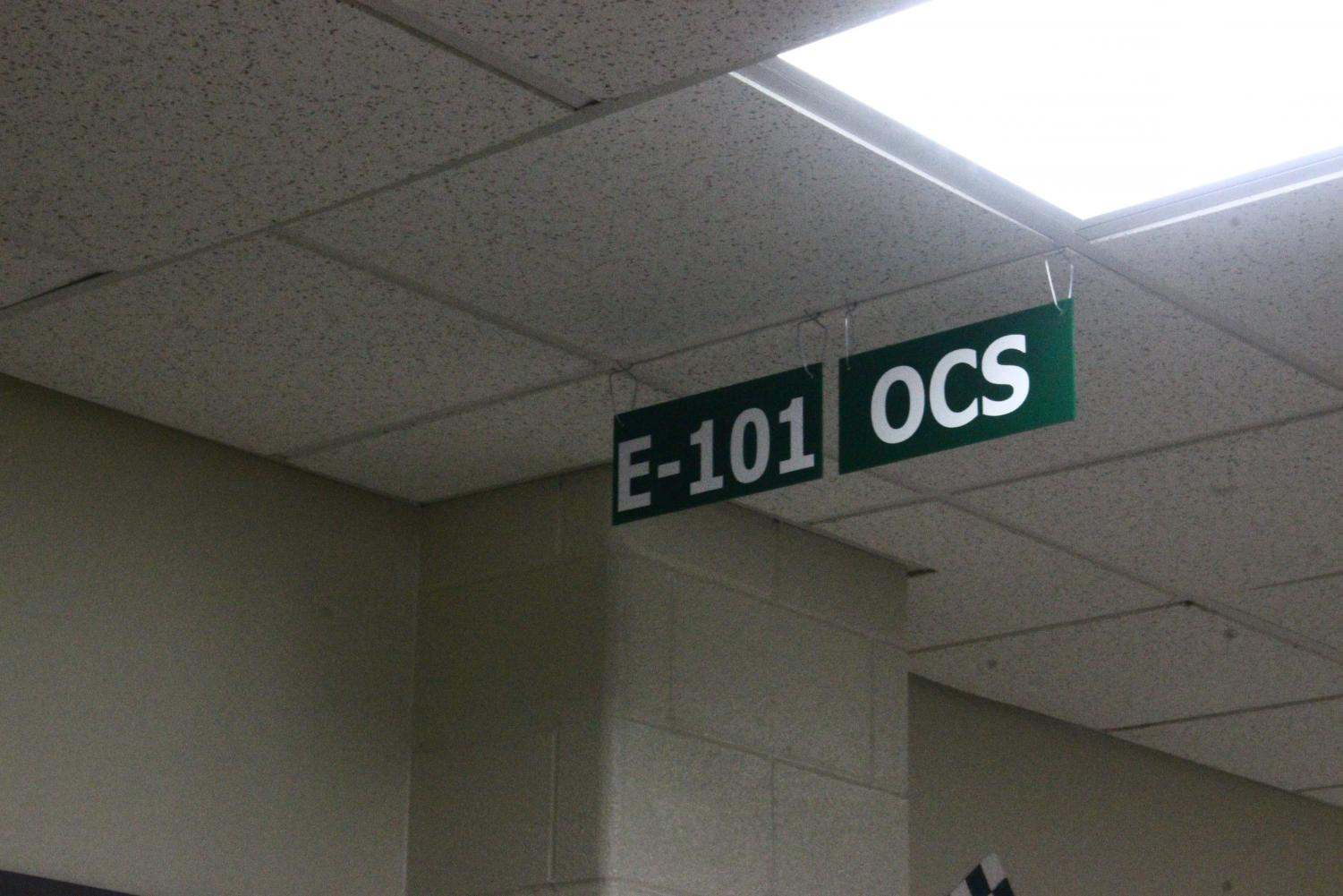 OCS was completely overhauled to better serve students to aid them academically and behaviorally.