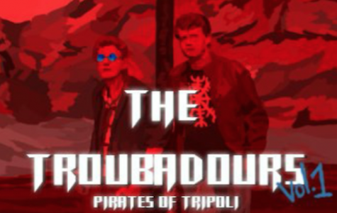 The Troubadours, consisting of senior Jack Bartholomee and 2011 alumni Ian Bartholomee, released their first album and will be playing December 12 at J. Gilligan's.