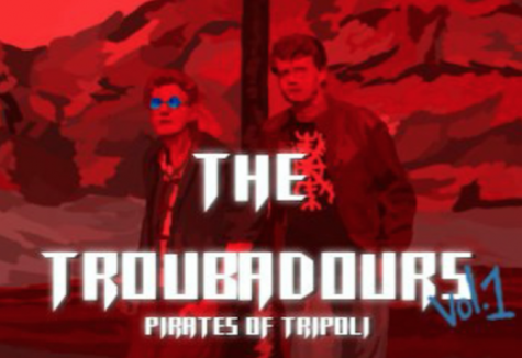 The Troubadours, consisting of senior Jack Bartholomee and 2011 alumni Ian Bartholomee, released their first album and will be playing December 12 at J. Gilligan
