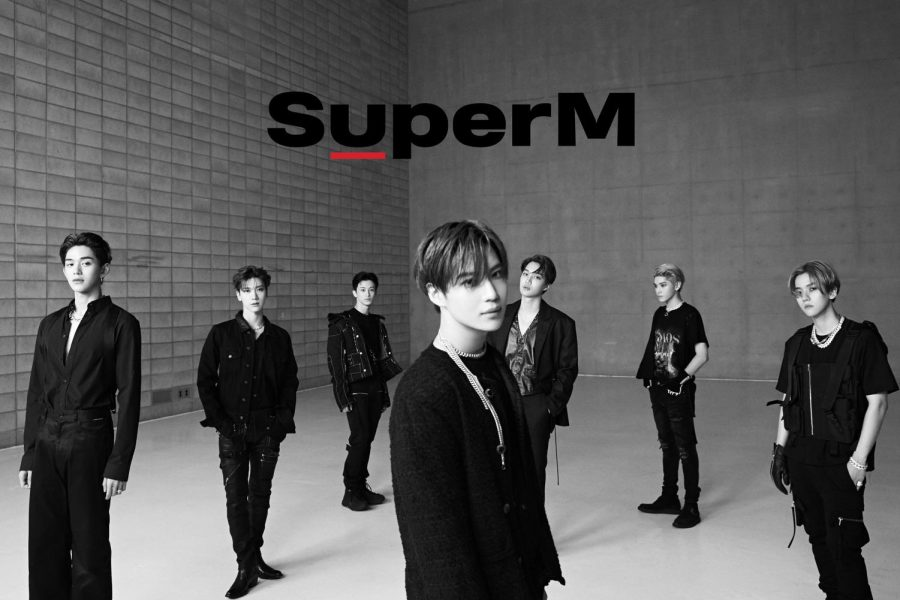 SuperM+is+a+South+Korean+pop+group+formed+in+2019+by+SM+Entertainment+and+Capitol+Music+Group.+