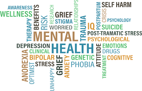 Mental health is not just limited to depression and anxiety, though that is what most people associate it with. There are so many different types and ranges it