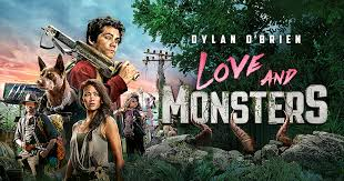 After living underground for seven years, Joel Dawson decides to face the monsters to get to his high school sweetheart. Staffer who tuned in just to see the lead actor ends up enjoying the movie.